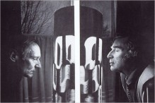 Brion Gysin (& William Burroughs)