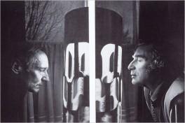 Brion Gysin (& William Burroughs)