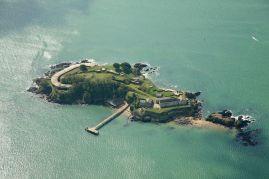 Drakes island aerial