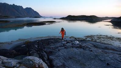 Ursula Biemann, Acoustic Ocean (still), 2018